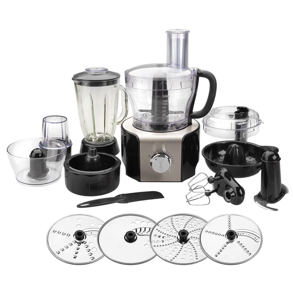 Ventajas e inconvenientes de comprar un robot de cocina for Robot de cocina chef titanium